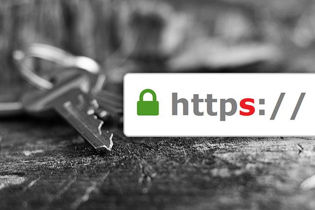 常時SSL(https)を定額で対応します